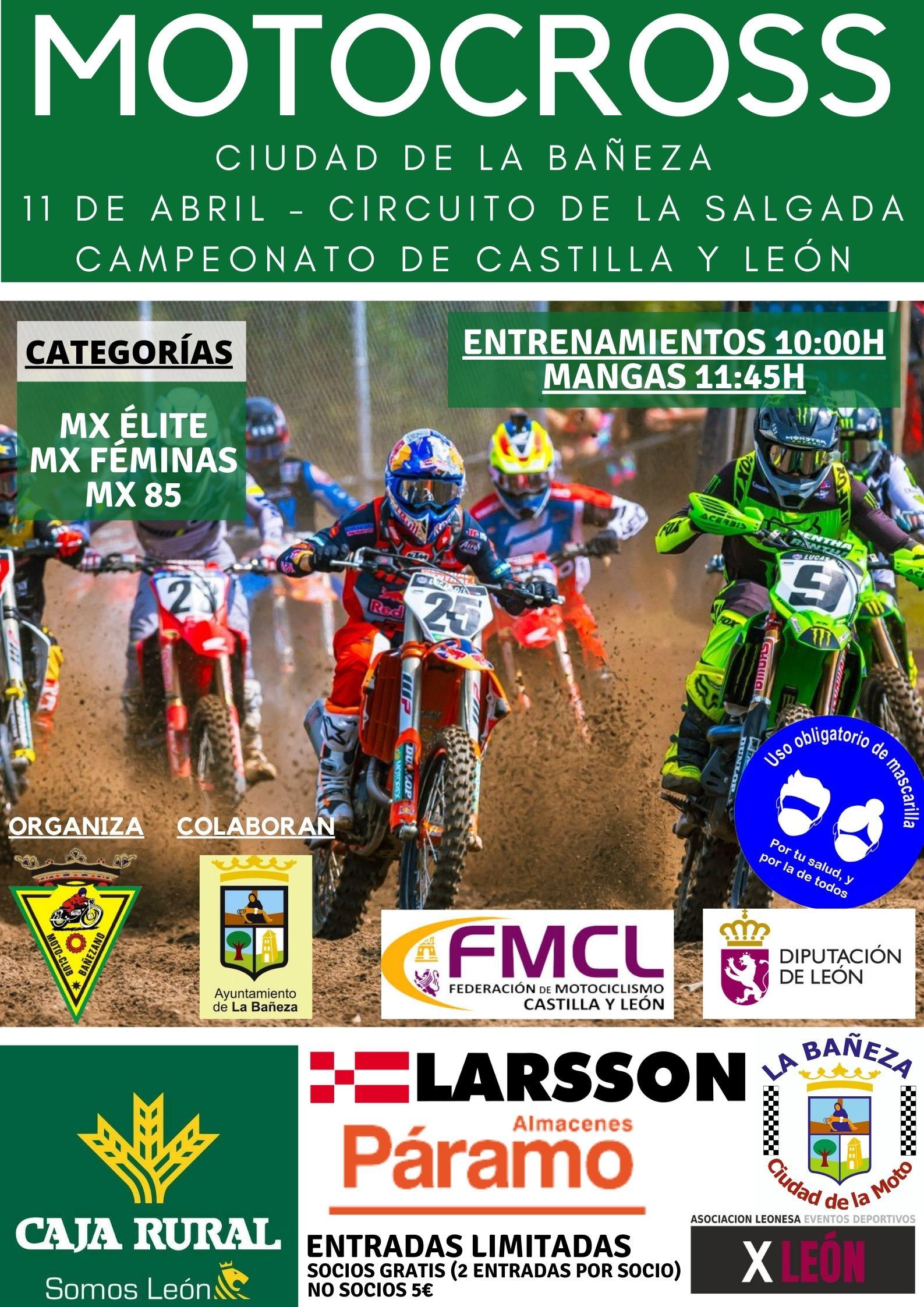 Campeonato de CyL de MX ÉLITE 2021